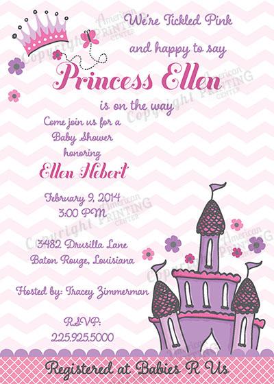 Birthday Party Invitations – Girls Birthday Party Invitation