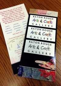 br gallery rackcard
