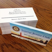 rotary cards