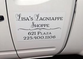 Lisa's magnet