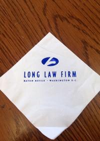 law napkins