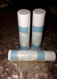 wedding lip balm